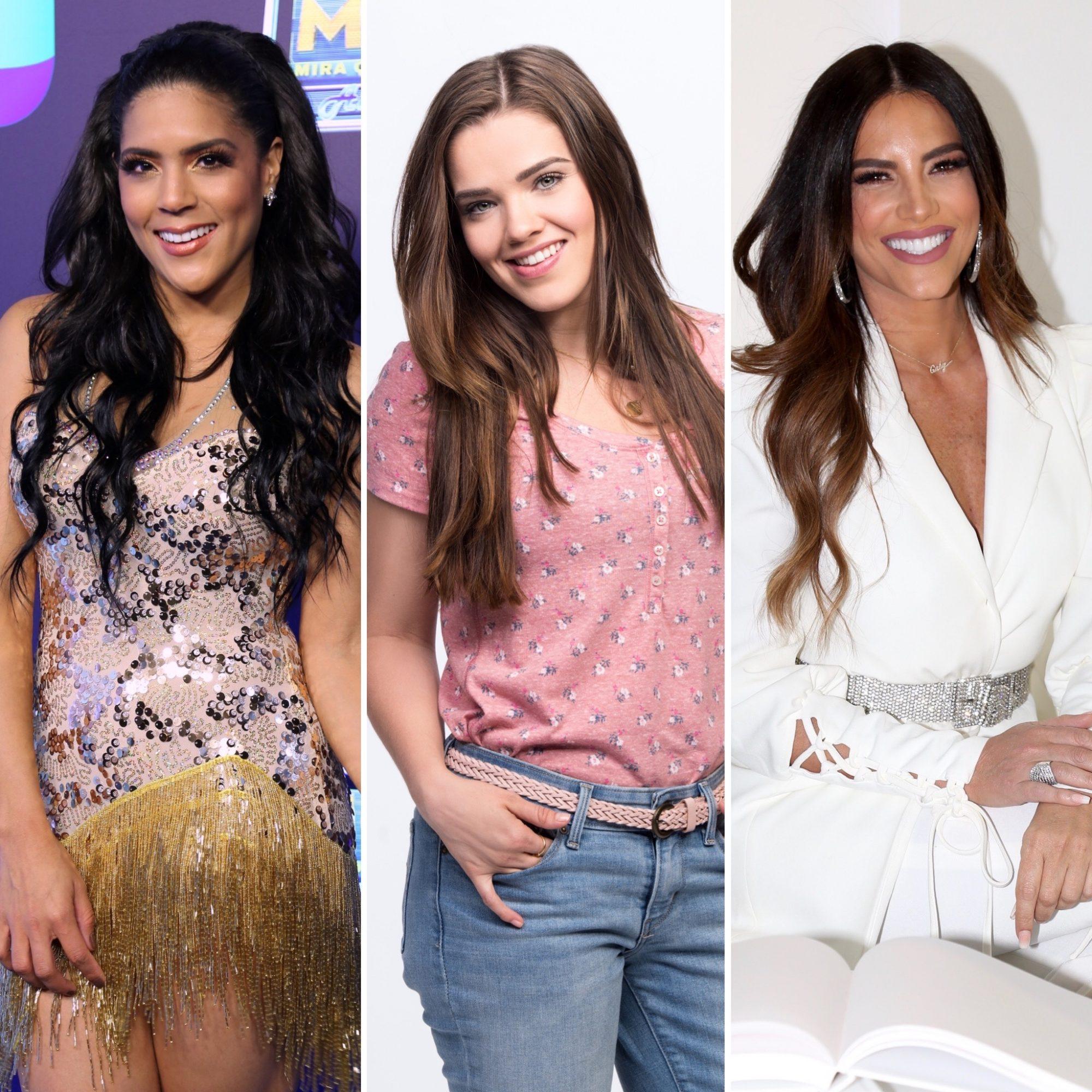 Francisca Lachapel, Thali Garcia, Gaby Espino