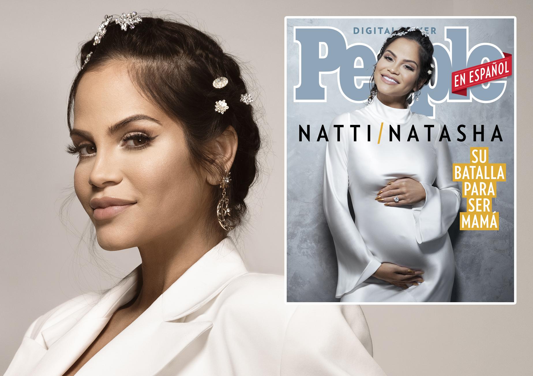 Natti Natasha - Digital Cover