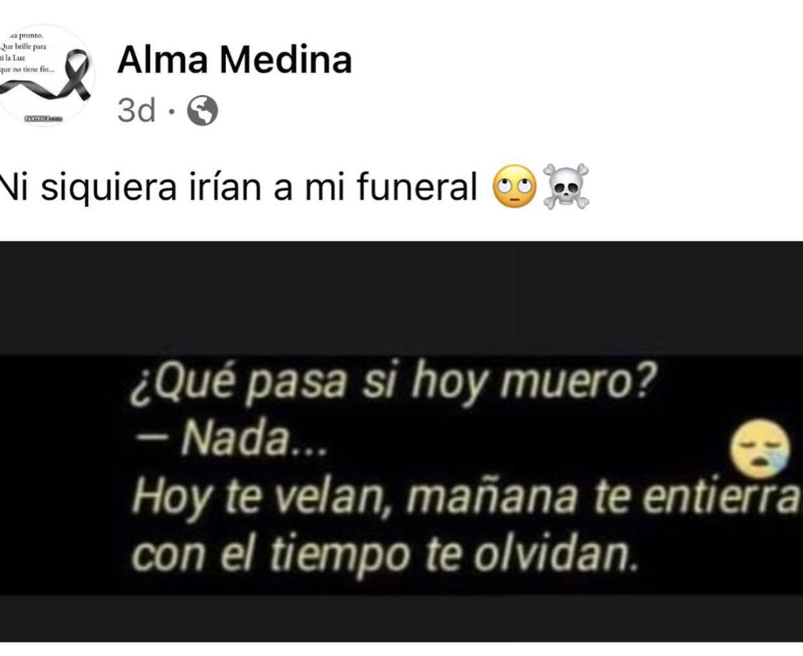 Alma Medina Facebook