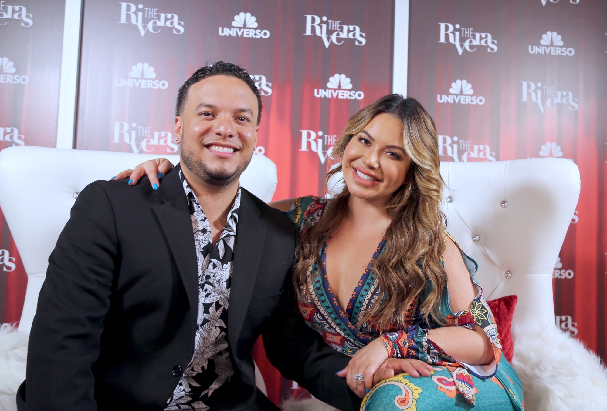 Lorenzo Mendez y Chiquis Rivera