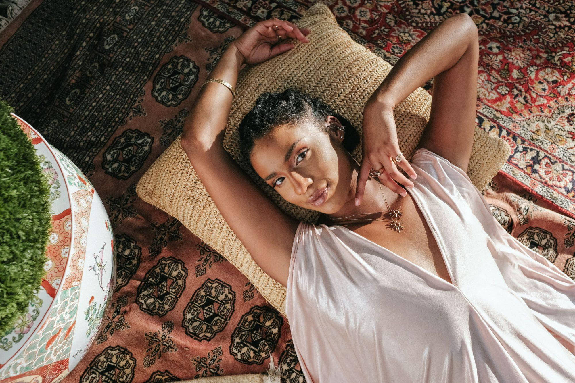 Bailarina puertorriqueña Helga Paris Morales