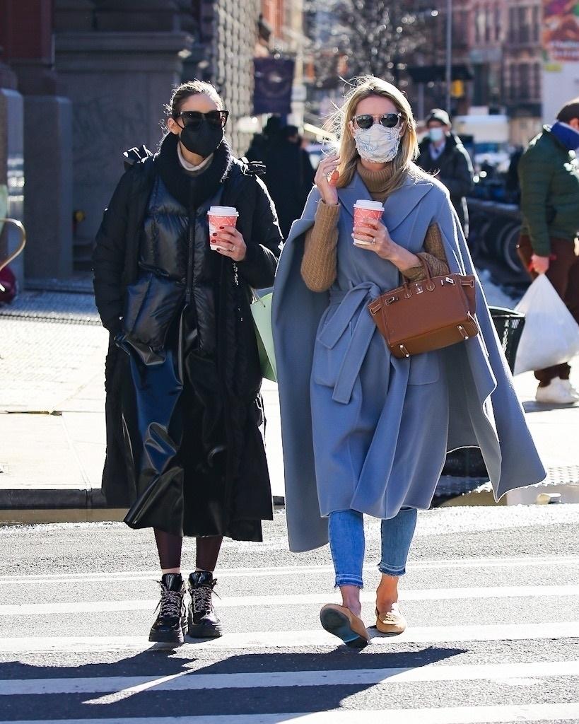 Nicky Hilton, Olivia Palermo, look del dia, nueva york