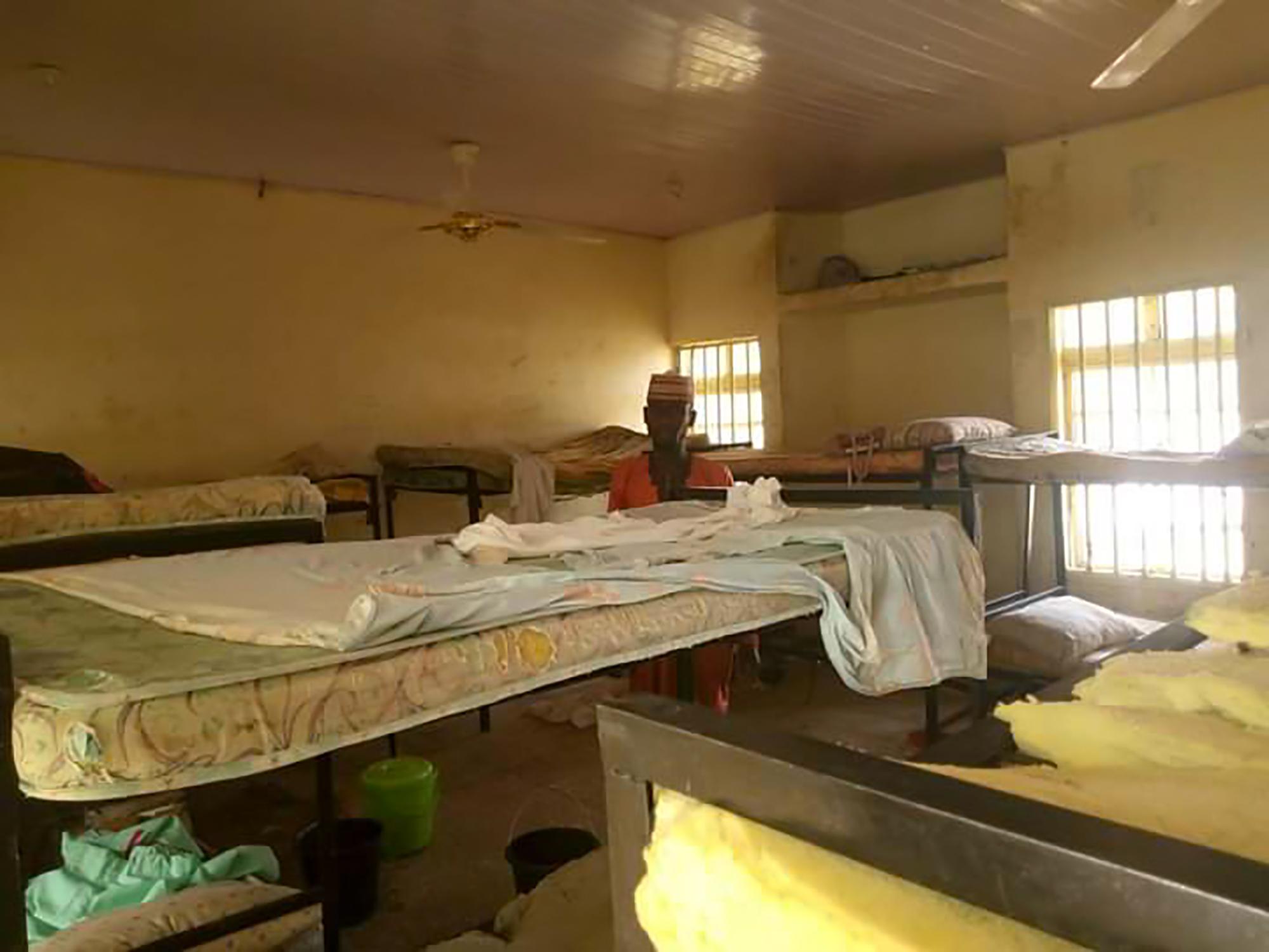 Internado en Nigeria