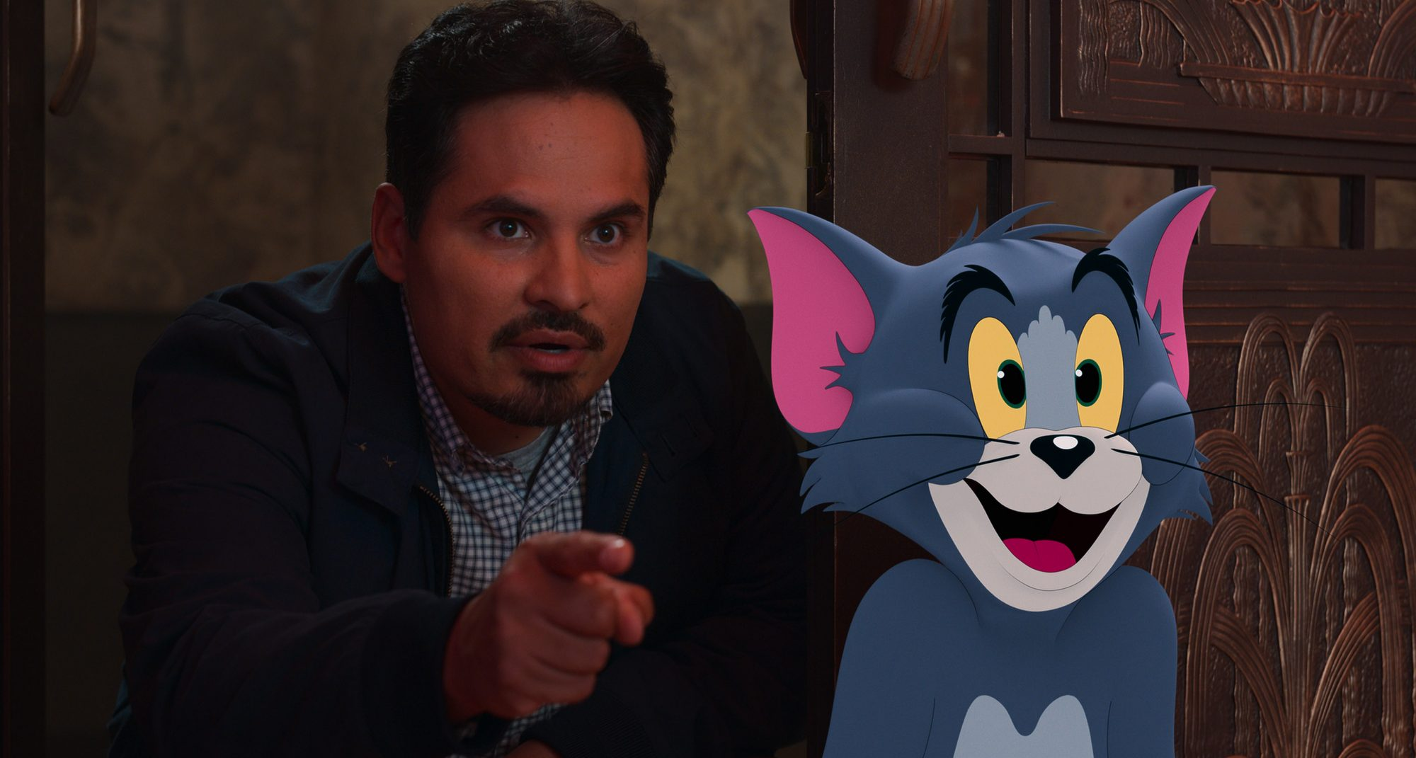Michael Pena - Tom & Jerry