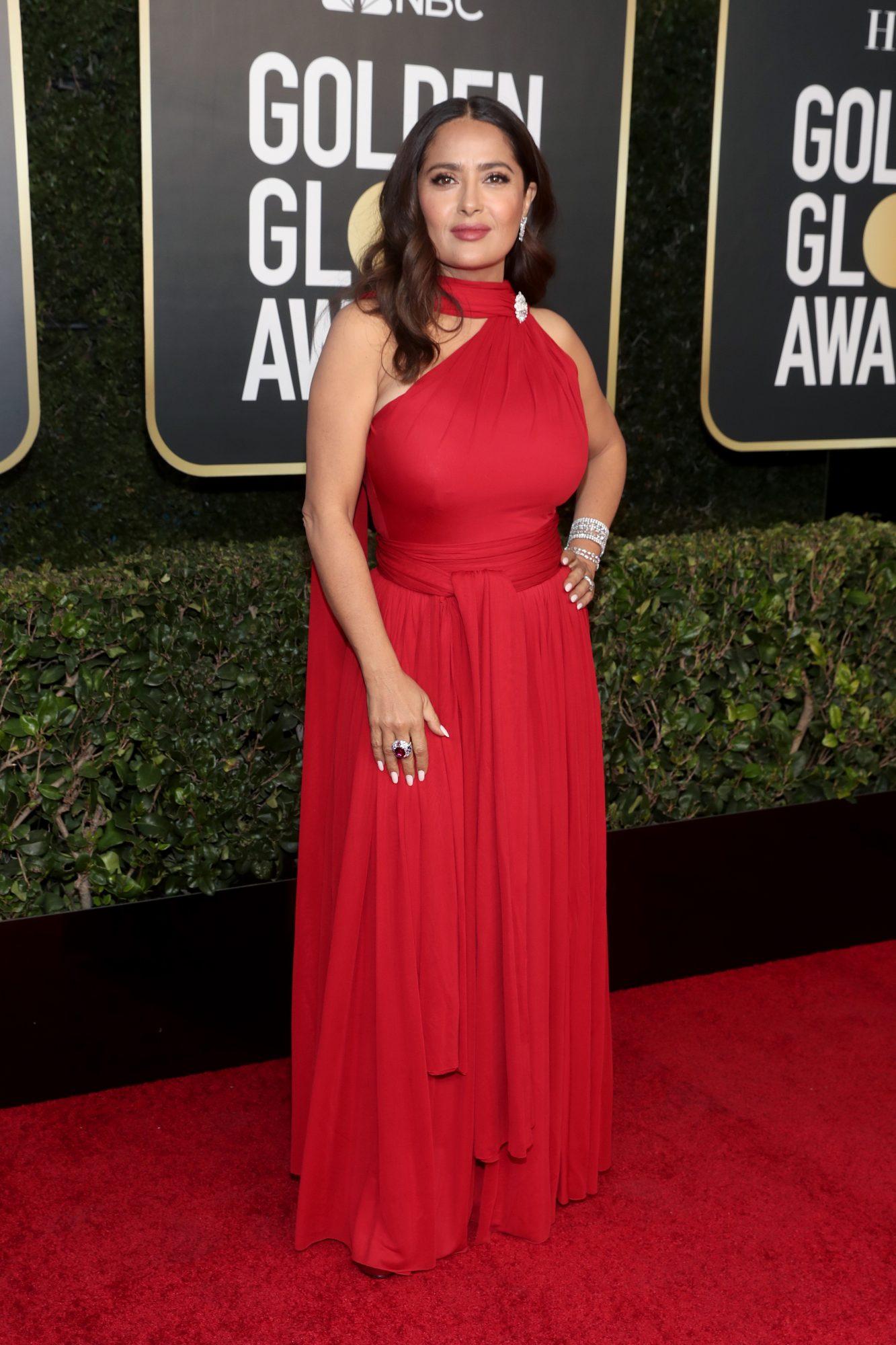 Mejor vestidas Golden Globes 2021
