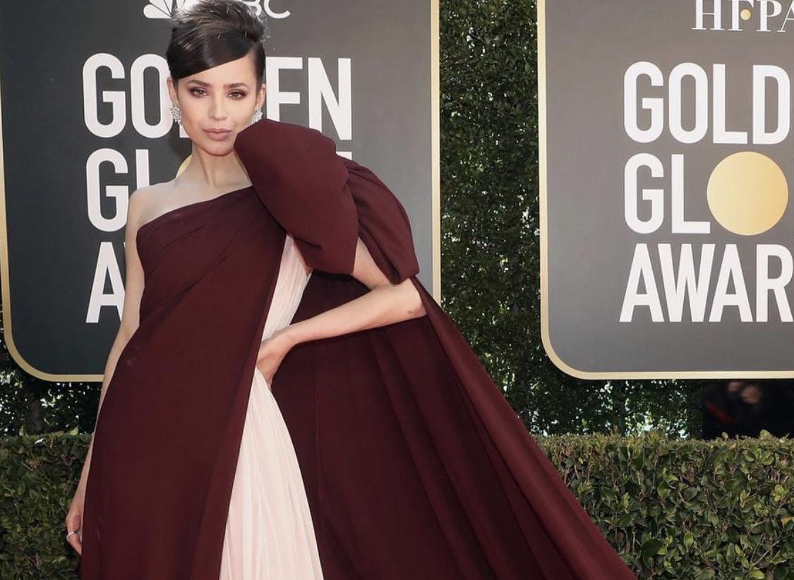 Sofía Carson Golden Globes