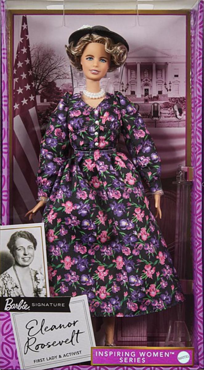 Barbie Eleanor Roosevelt