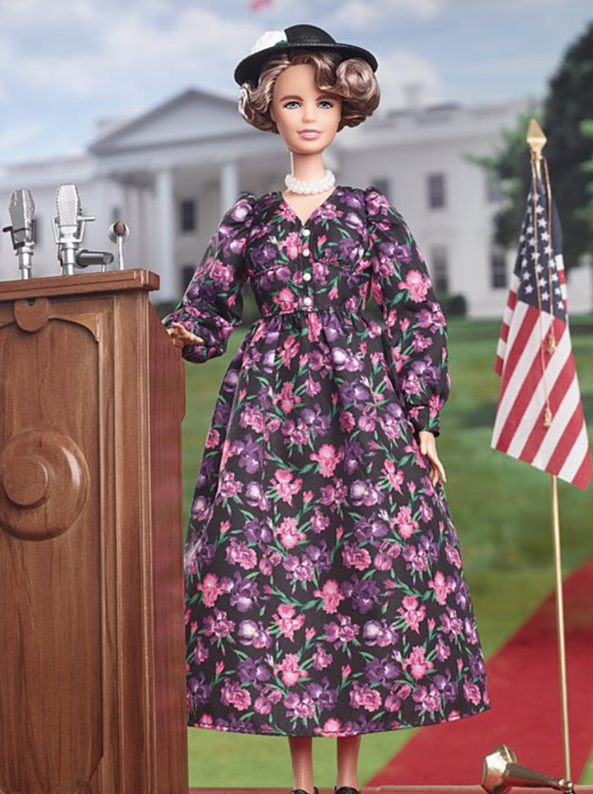 Barbie Eleanor Roosevelt
