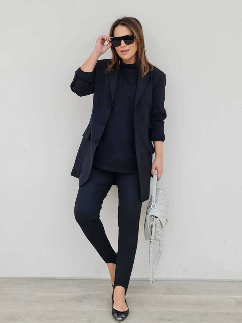 Paula Echevarria, look del dia, moda, madrid