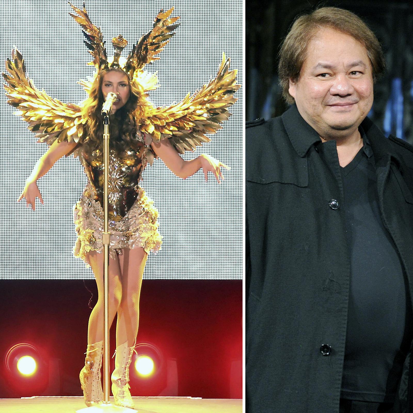Thalia y el diseñador, Rocky Gathercole