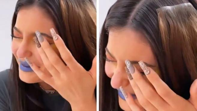Kendall y Kylie Jenner tutorial maquillaje y tequila