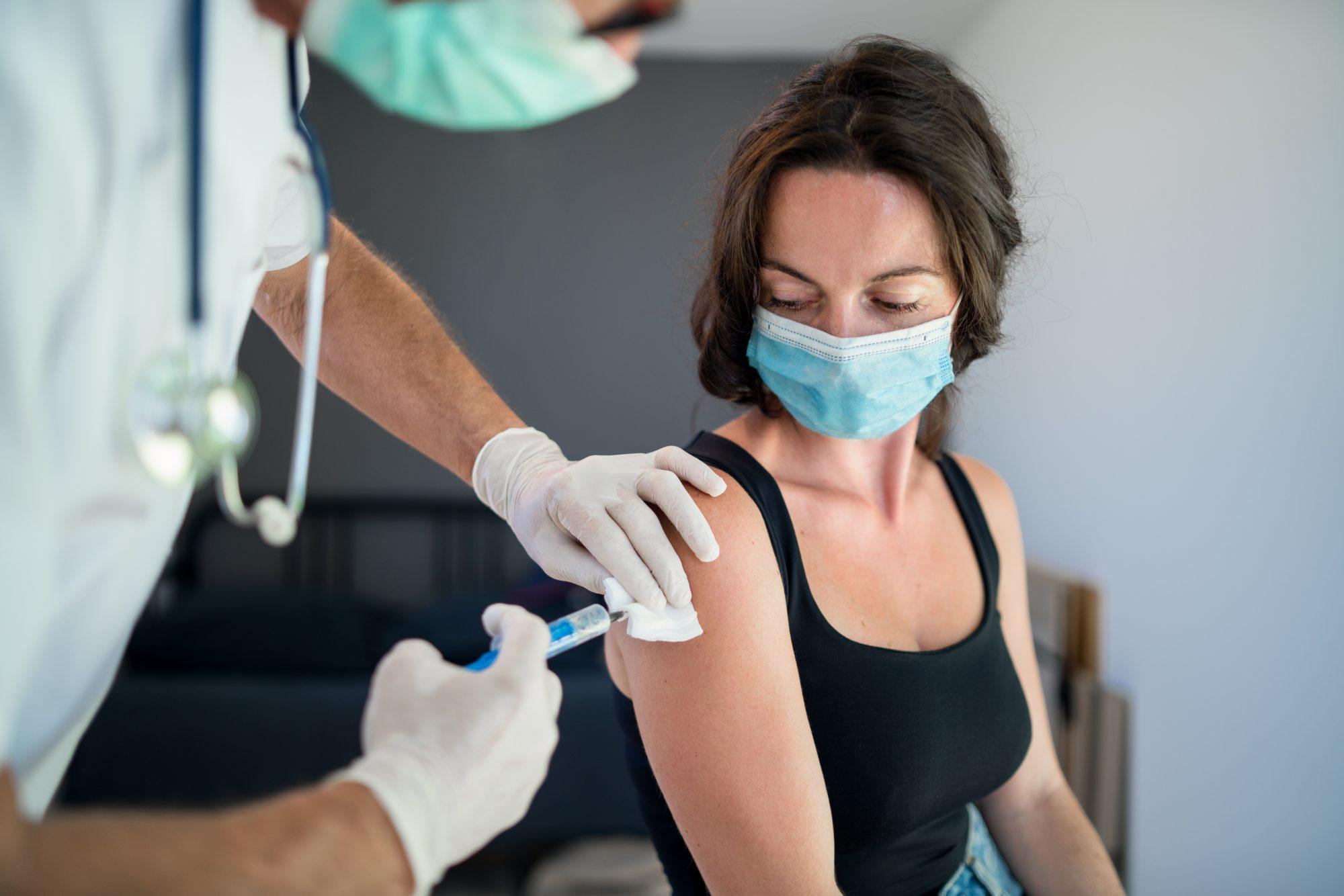 CDC guia de lineamientos para los vacunados de covid