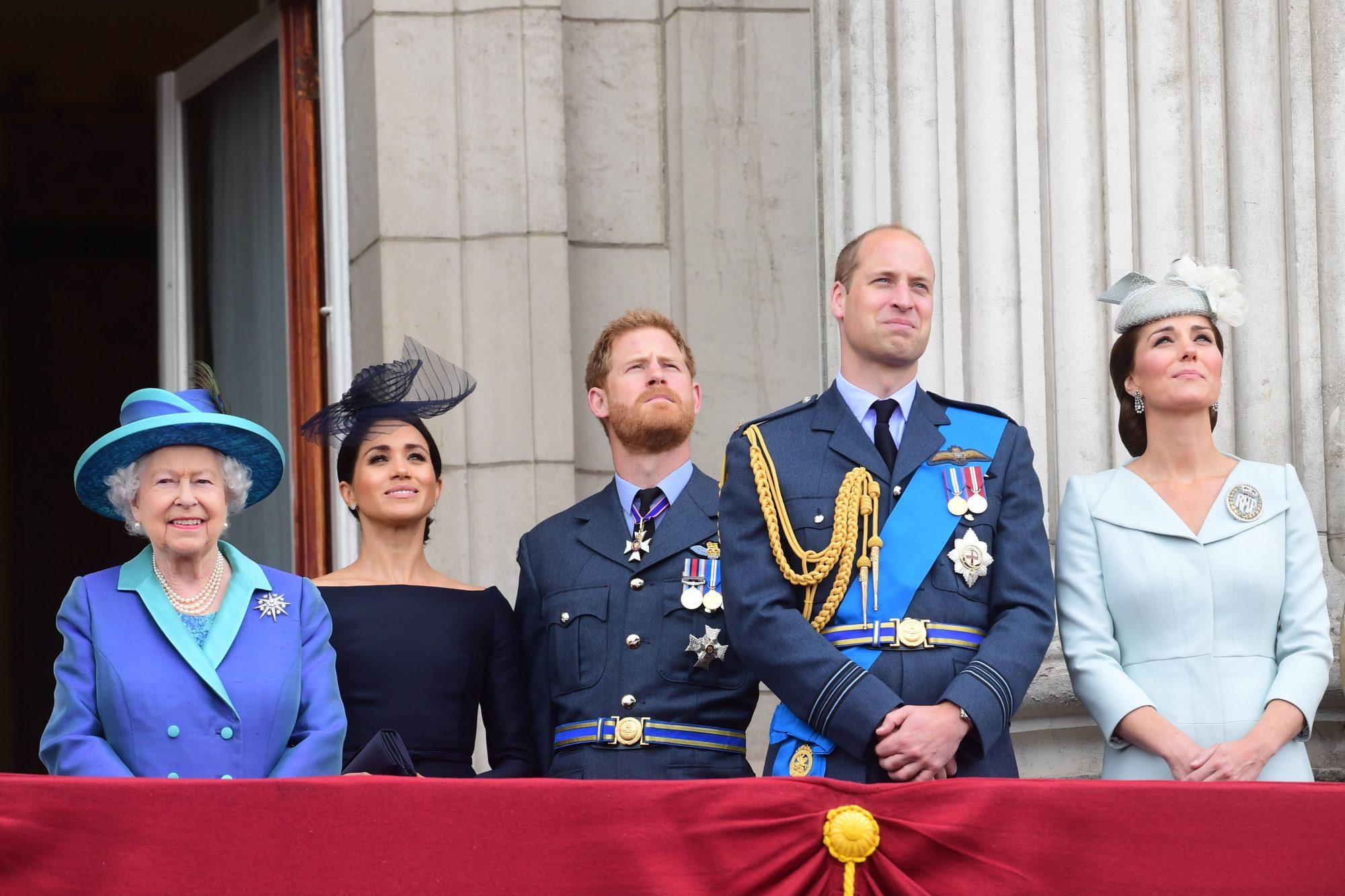 Royal family Britain