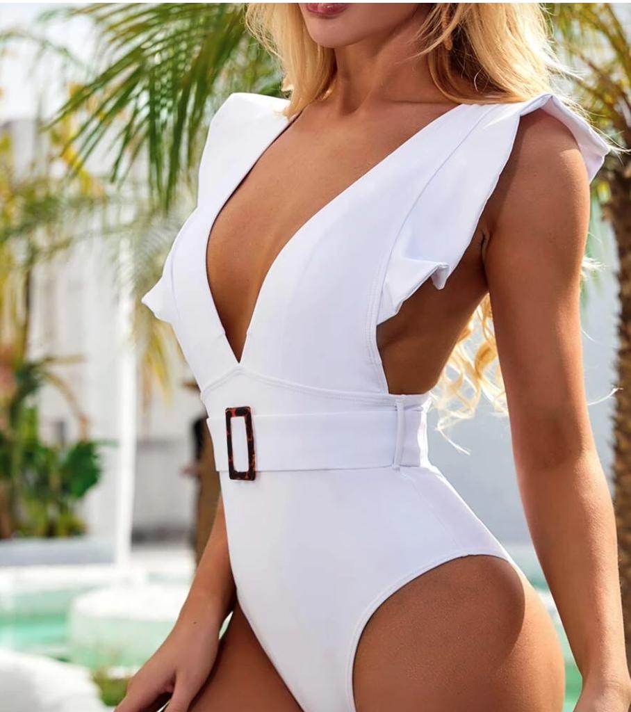 Jennifer lopez traje de baño blanco, traje de baño blanco