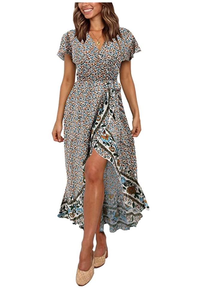 Vestido para primavera, amazon, primavera 2021