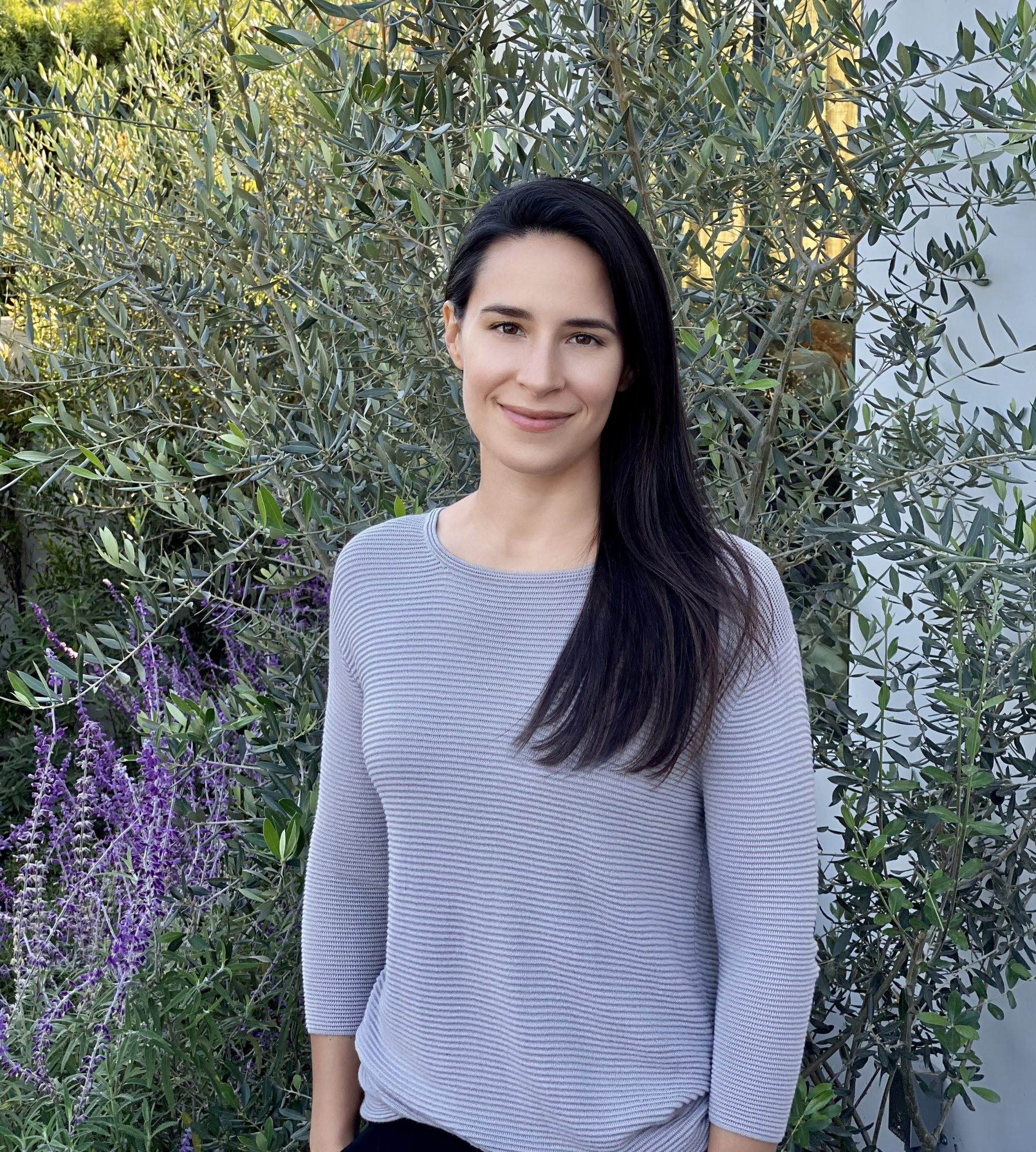 Emprendedora latina Katrina moreno Kura Skin belleza