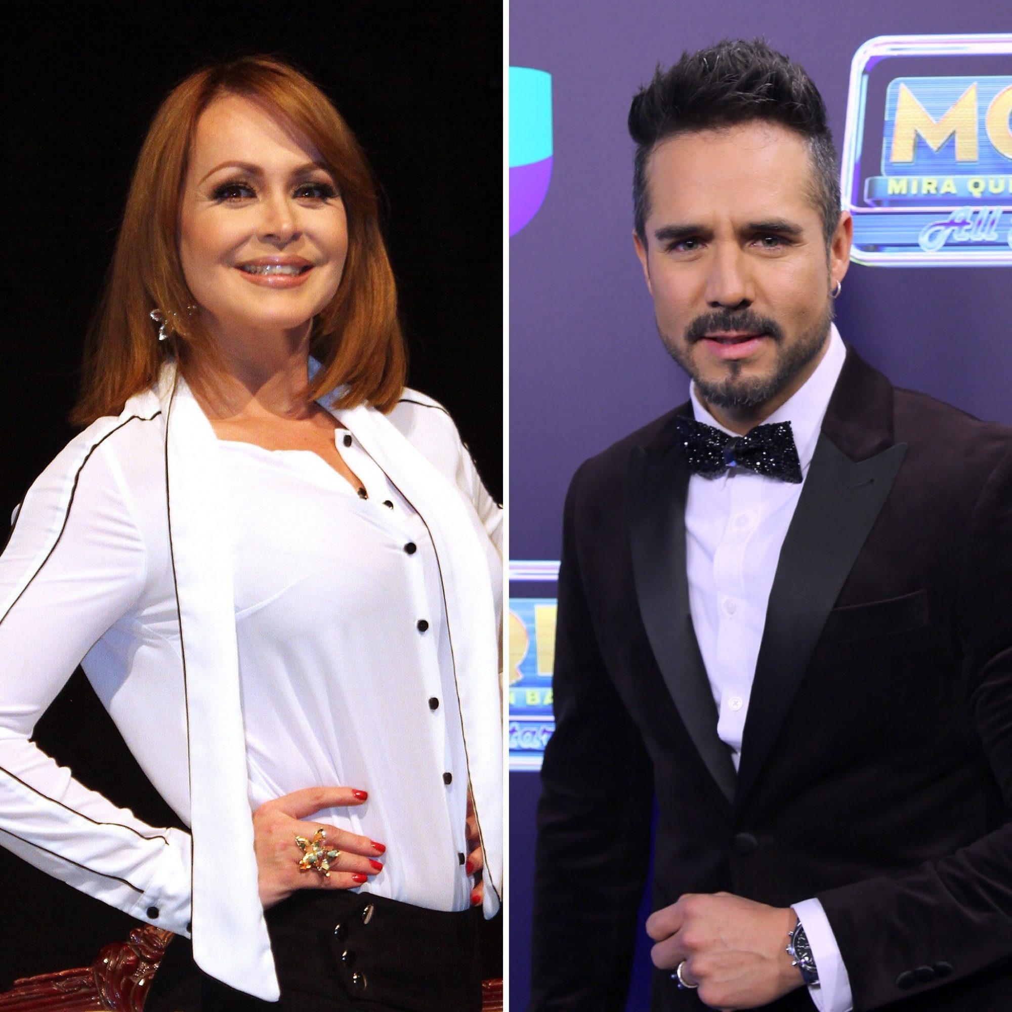 José Ron y Gaby Spanic