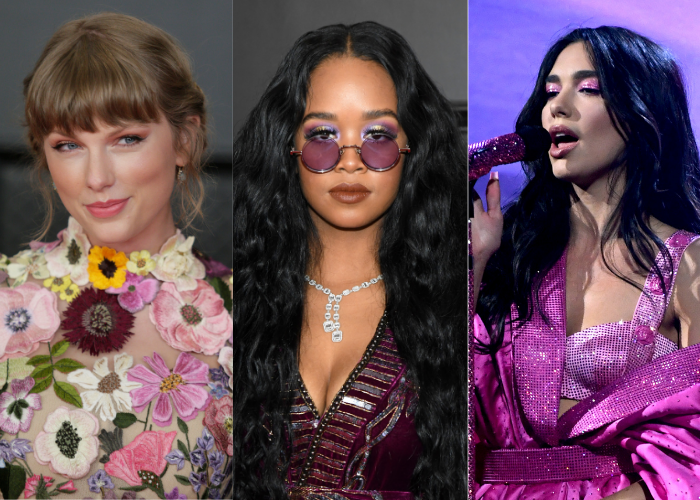 Mejores looks belleza Grammy 2021