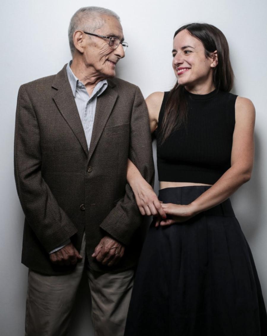 Sergio Chamy y Maite Alberdi