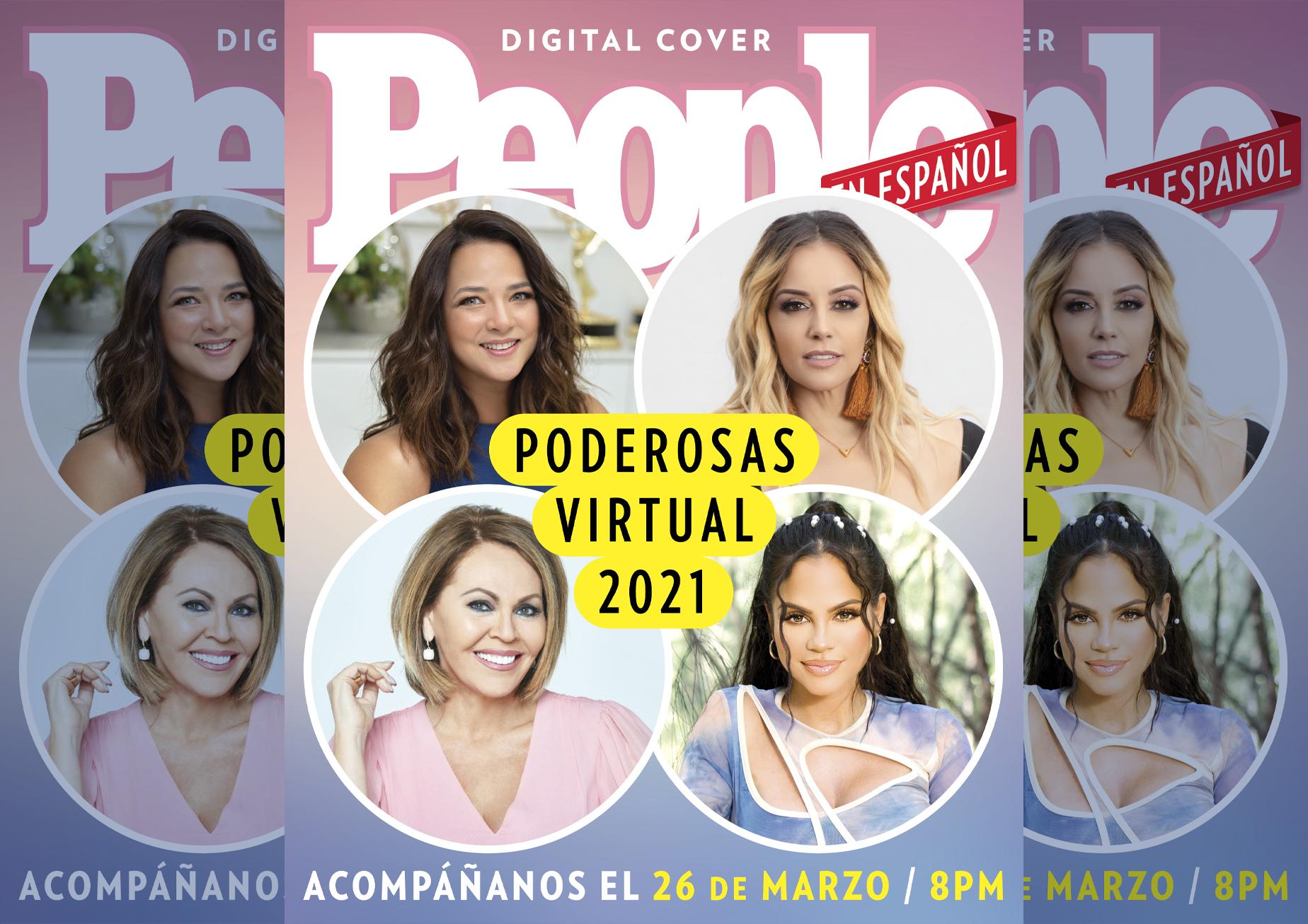 Poderosas Digital Cover