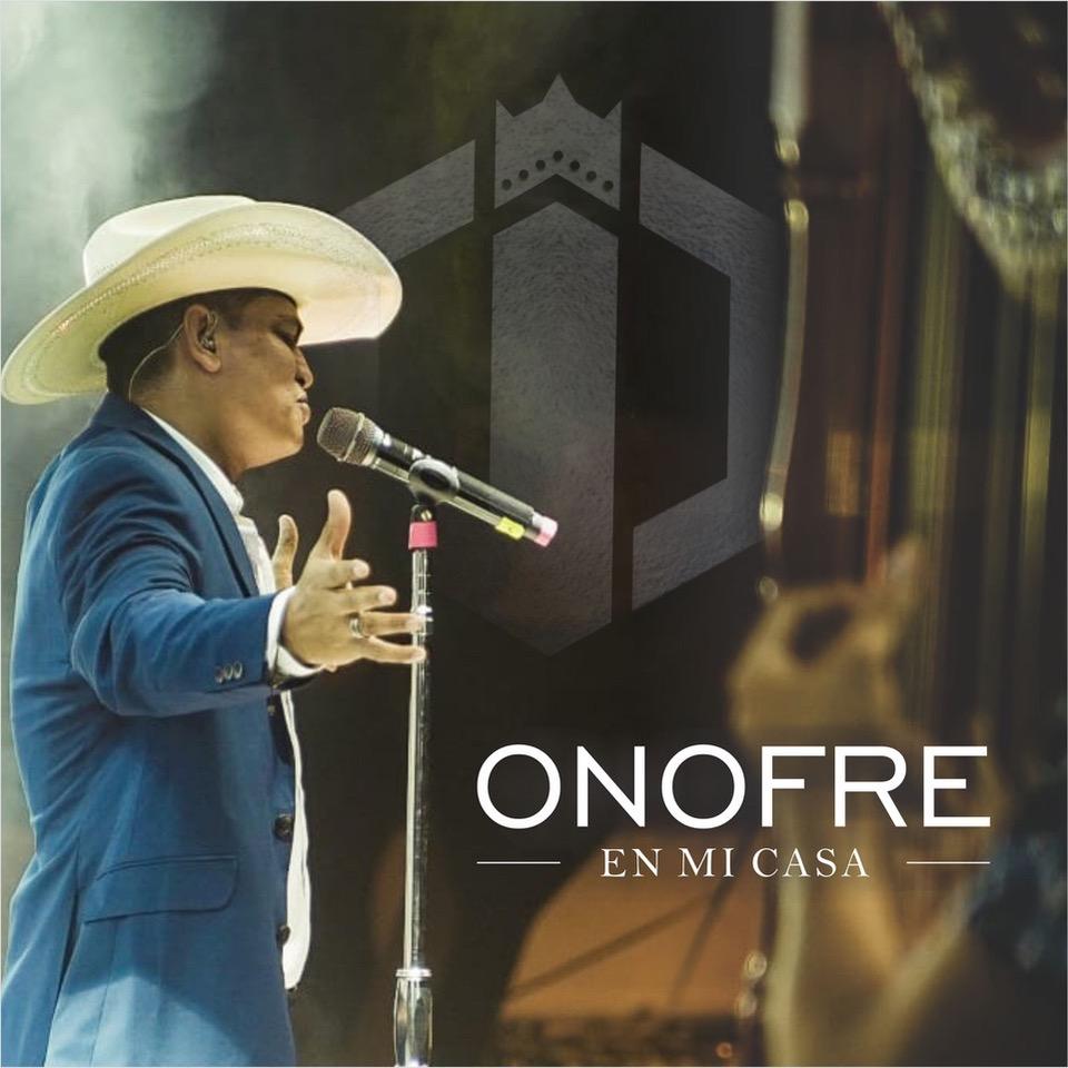 jhon onofre nuevo album en vivo desde casa