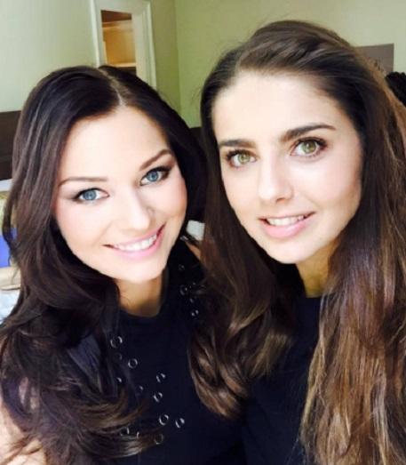 Irina y Michelle