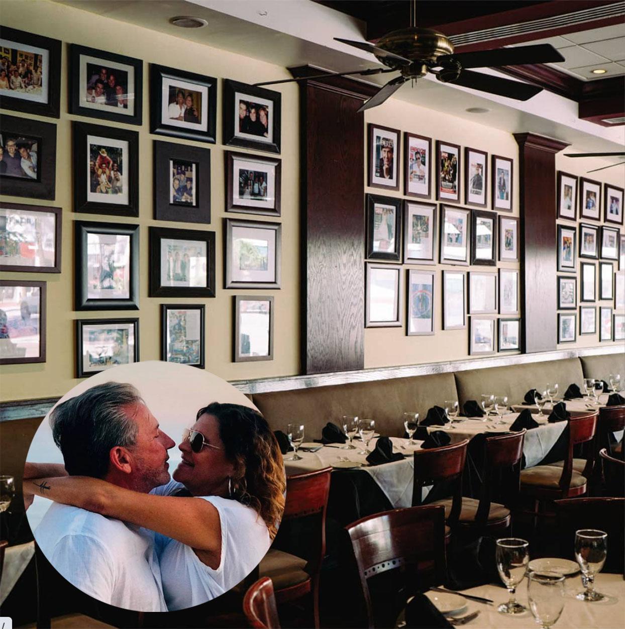 Ricardo y Marlene Montaner Cafe
