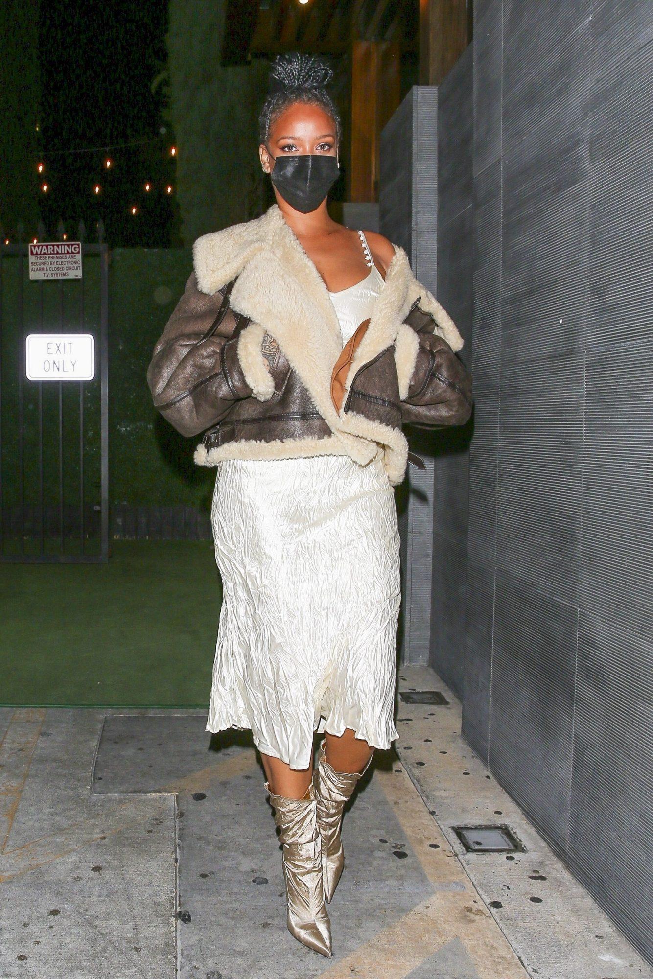 Rihanna, look del dia, Los Angeles