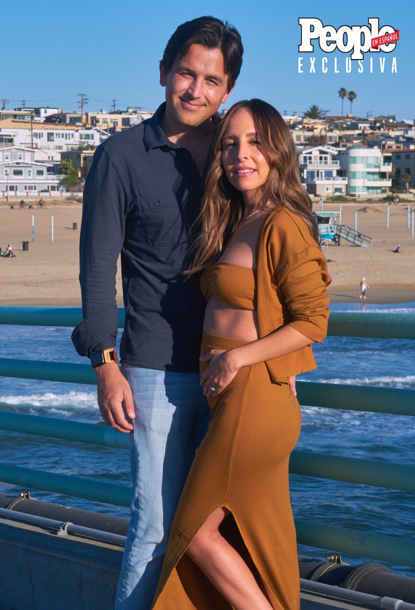 Lilliana Vazquez y esposo Patrick McGrath