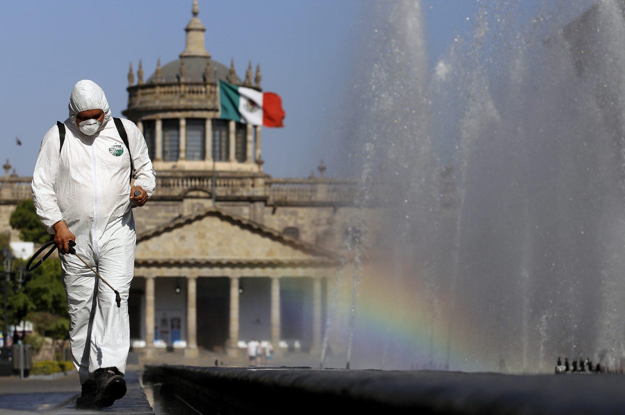 COVID-19 muertes en México