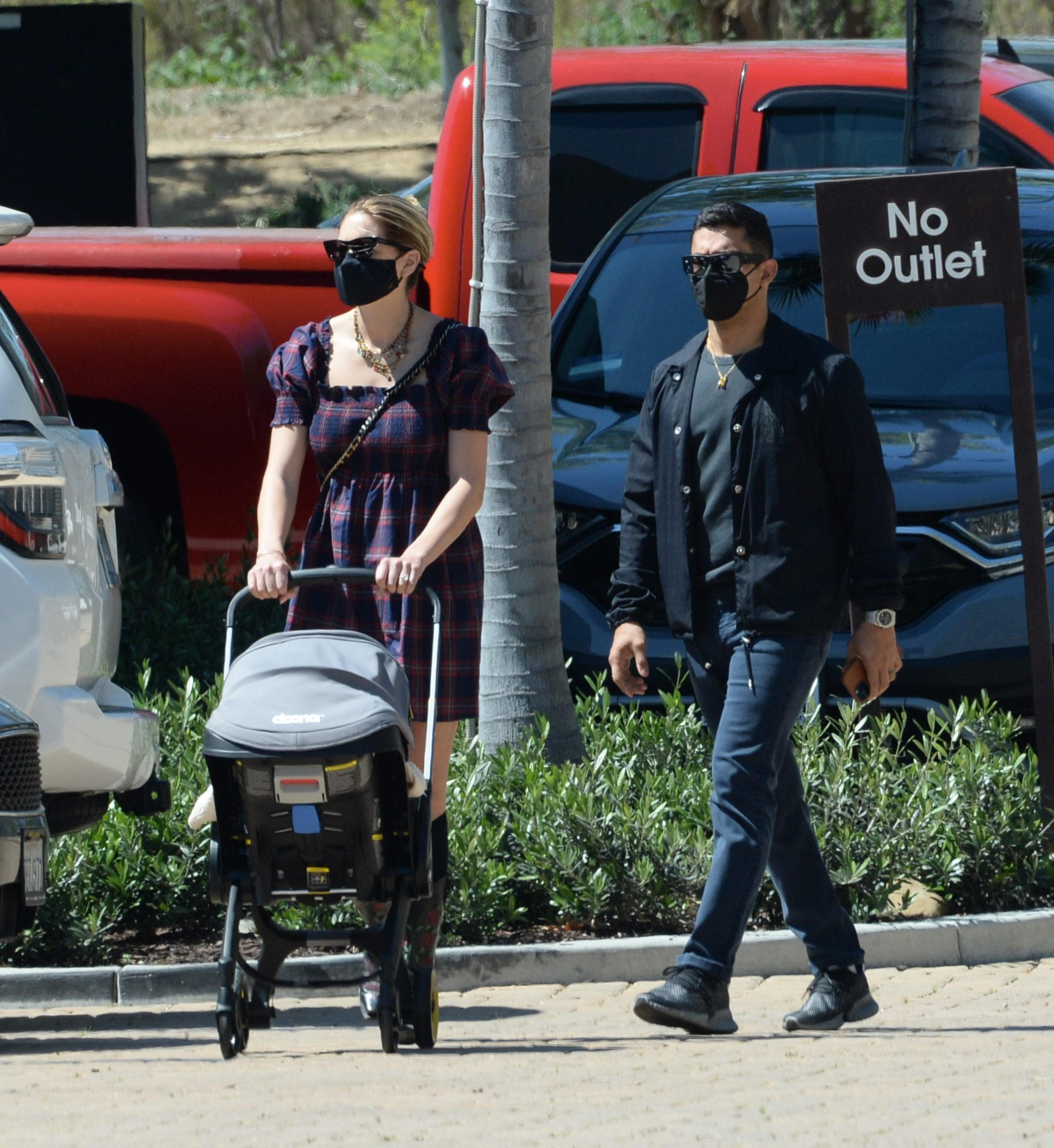 FIRST PICS of Wilmer Valderrama and Amanda Pacheco with their Baby