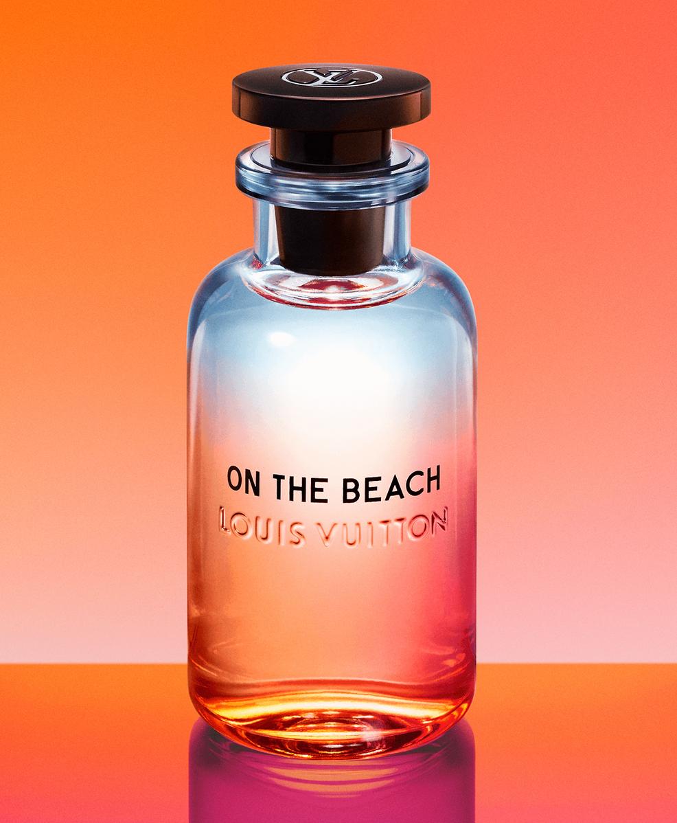 On the beach, perfume de Louis Vuitton, Eiza Gonzalez