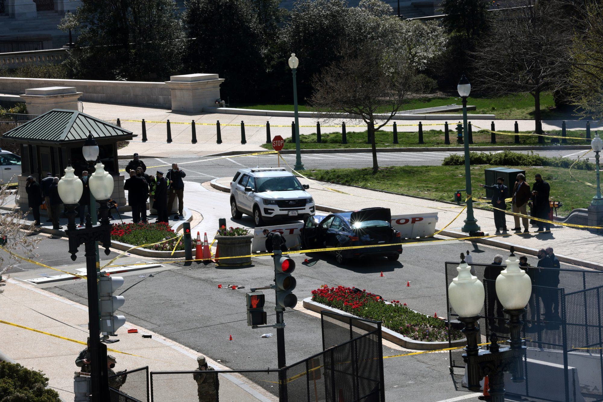 U.S. Capitol On Lockdown Due To External Security Threat