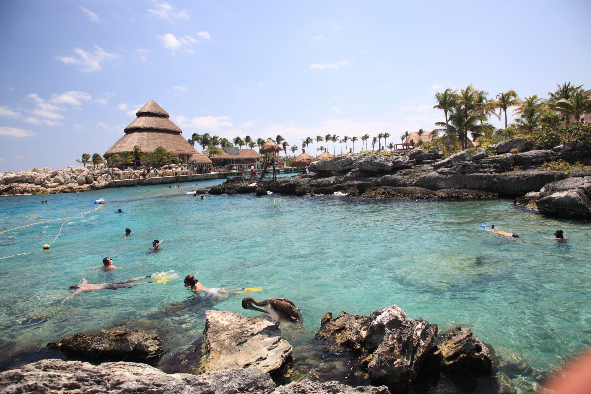 Parque acuático Xcaret, Mexico