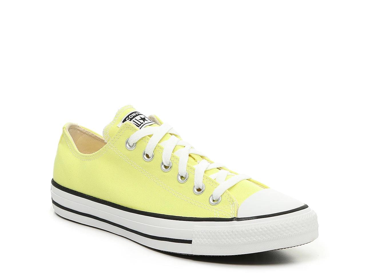 tenis zapato Converse chuck taylor amarillo