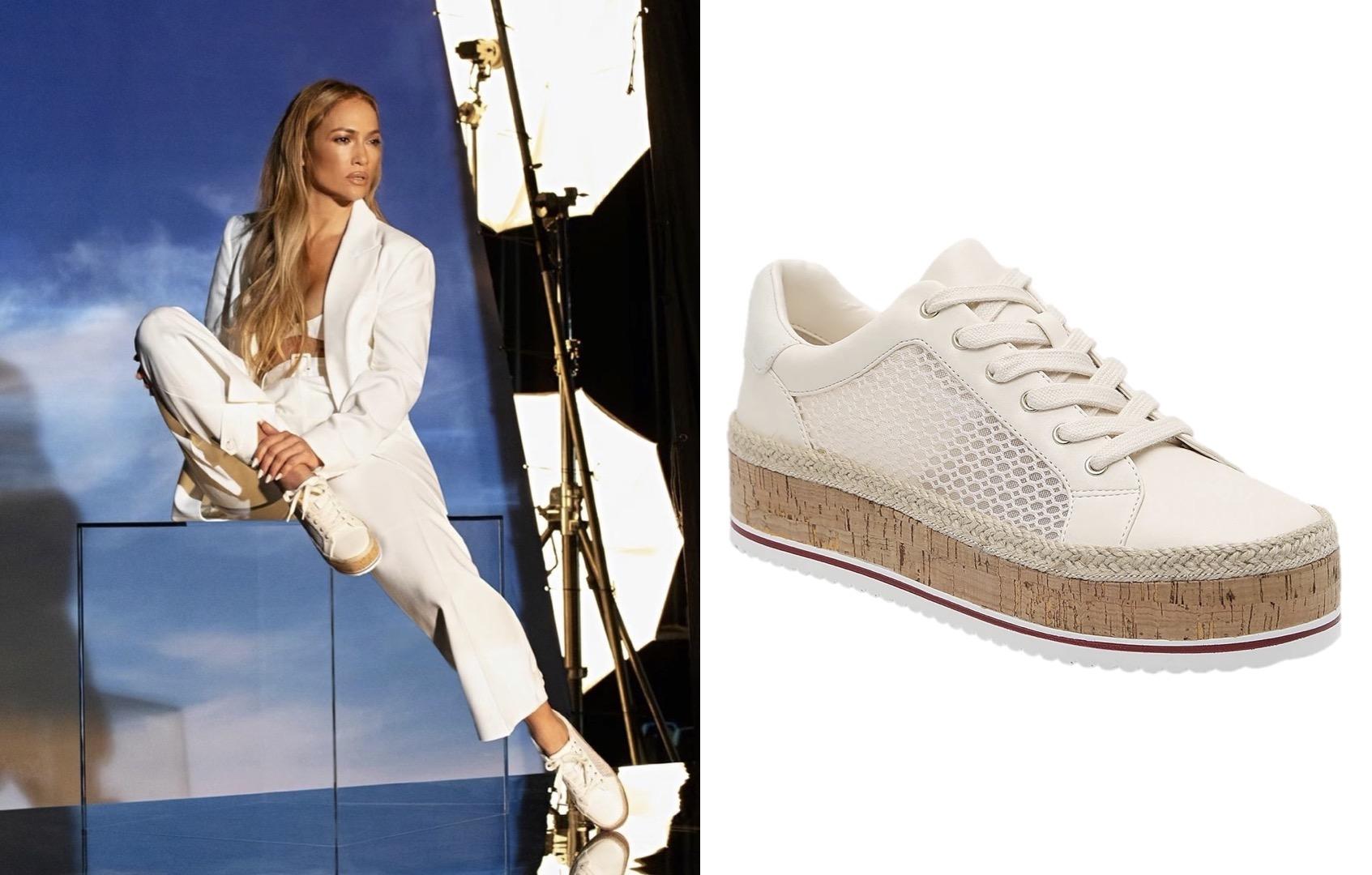 Jennifer Lopez JLo Zapatos tenis DSW