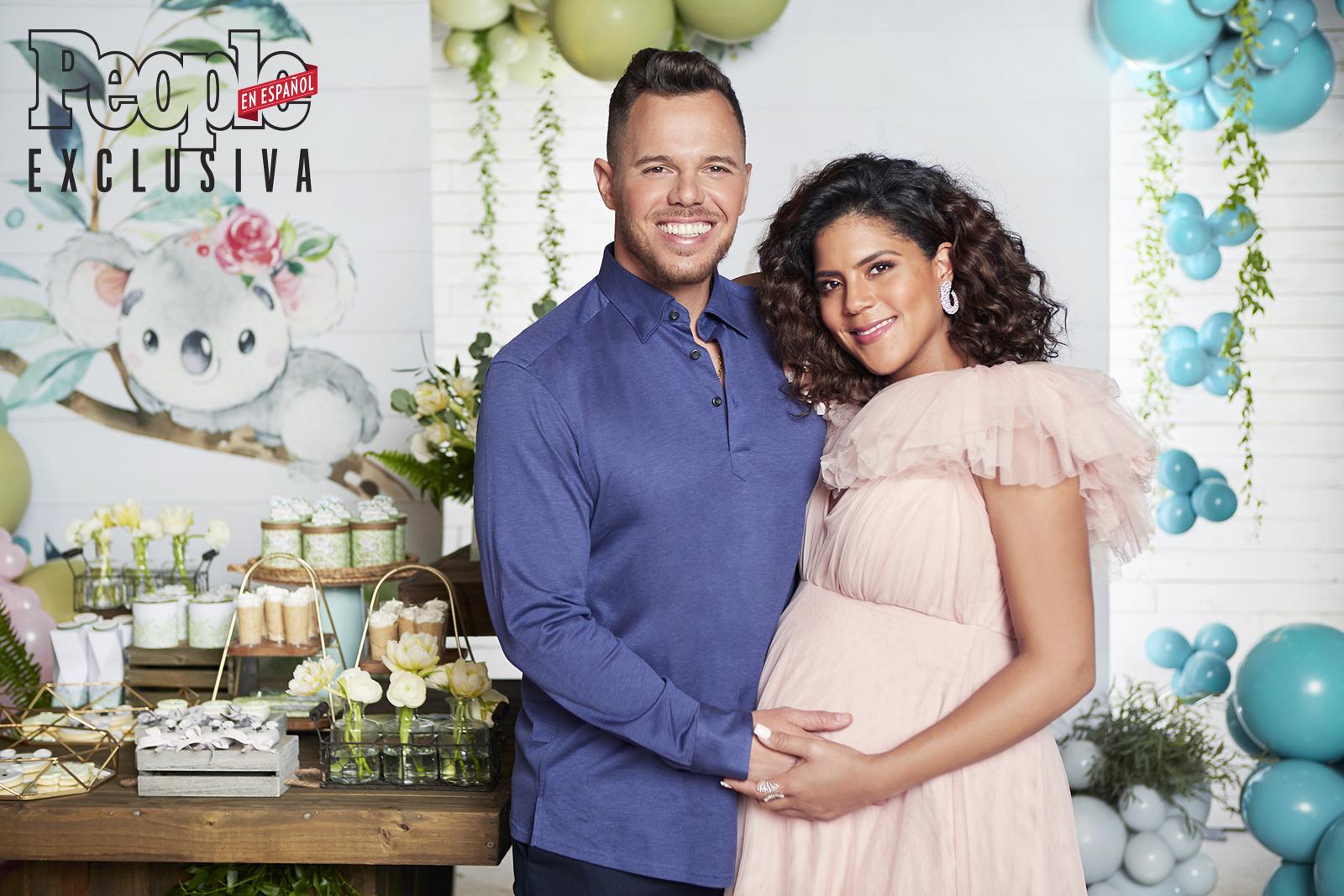 Francisca será mamá de un niño | People en Español