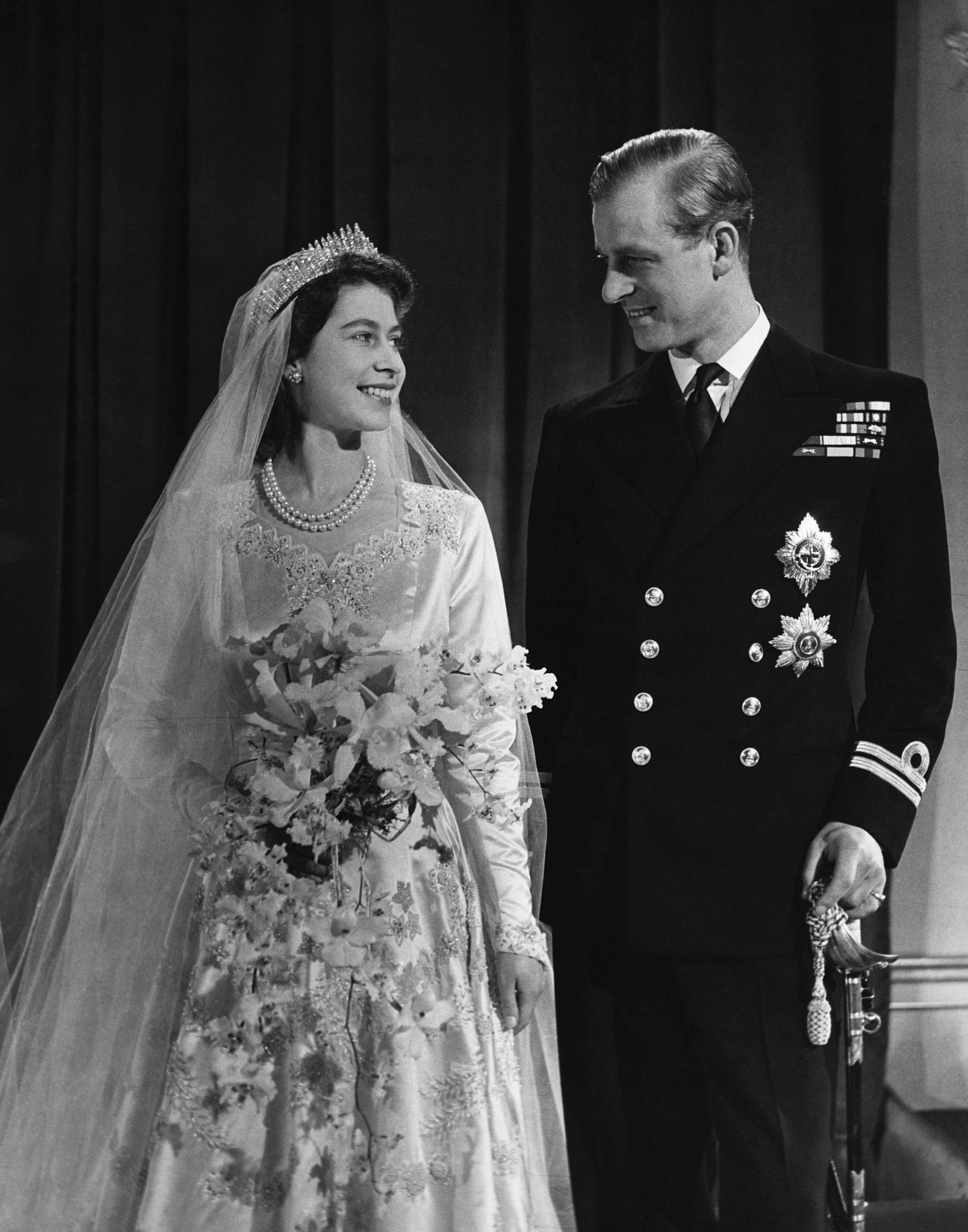 Reina Isabel Felipe de Edimburgo