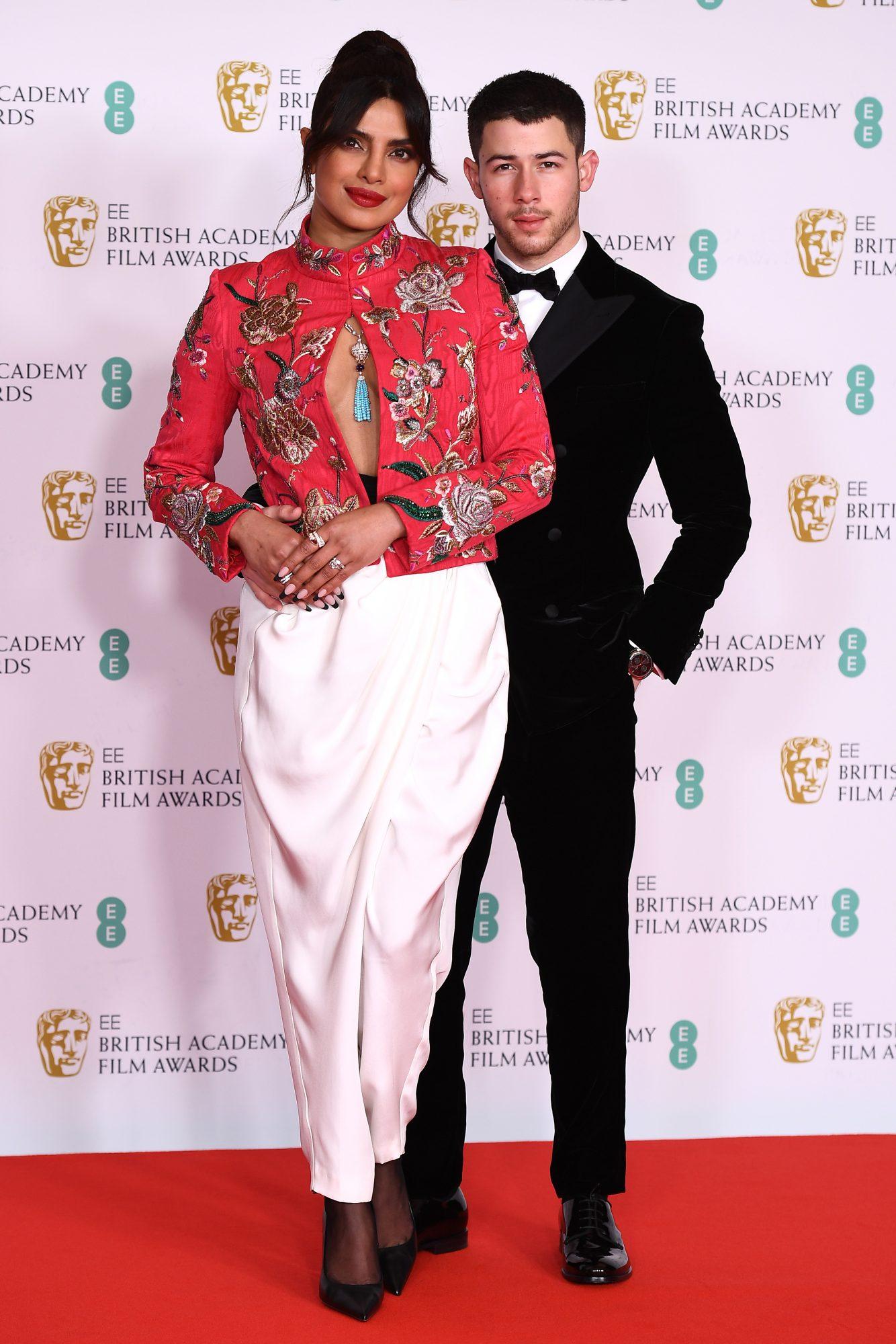 Mejores looks BAFTA 2021