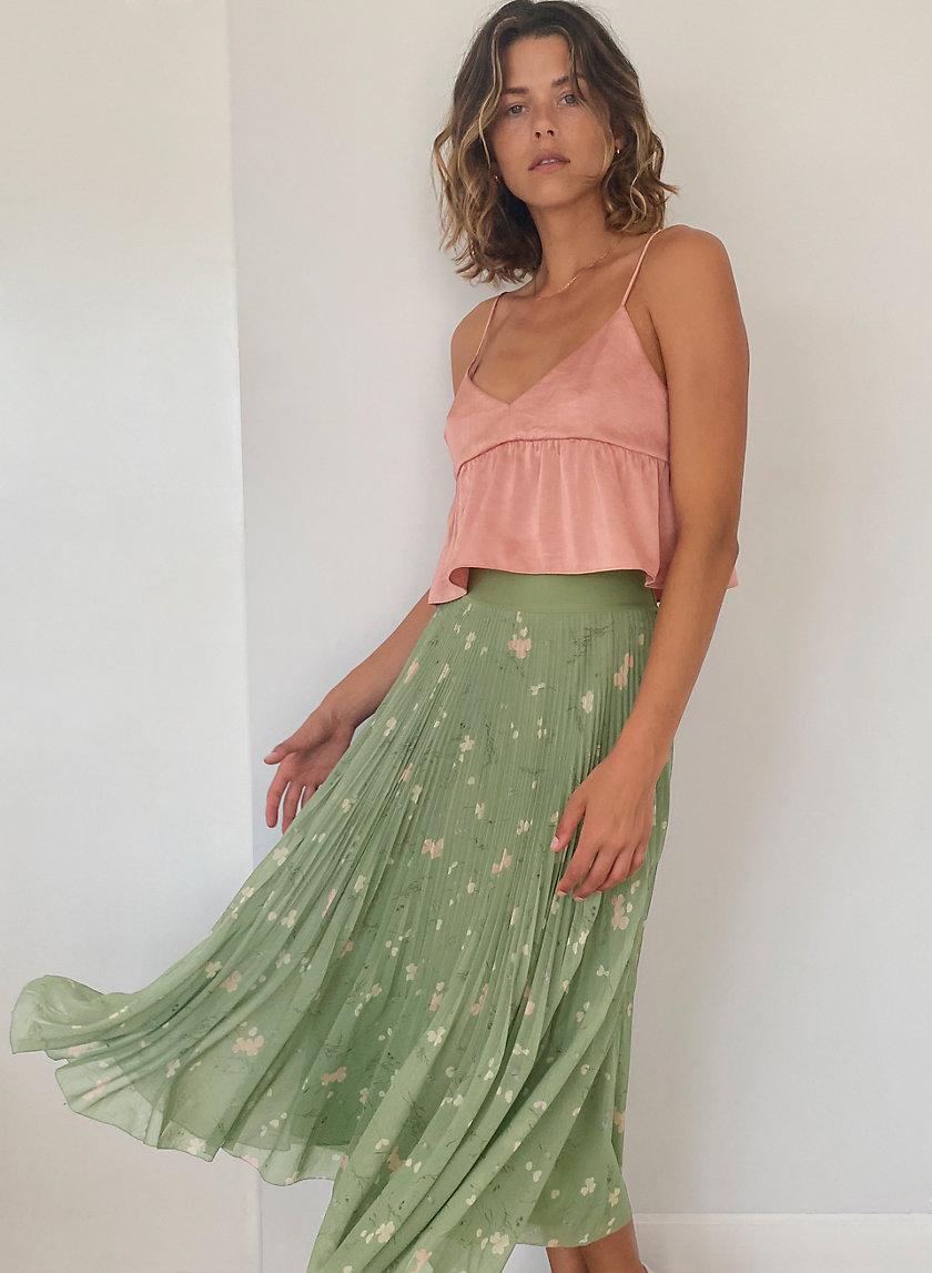 falda, saya, moda, Aritzia