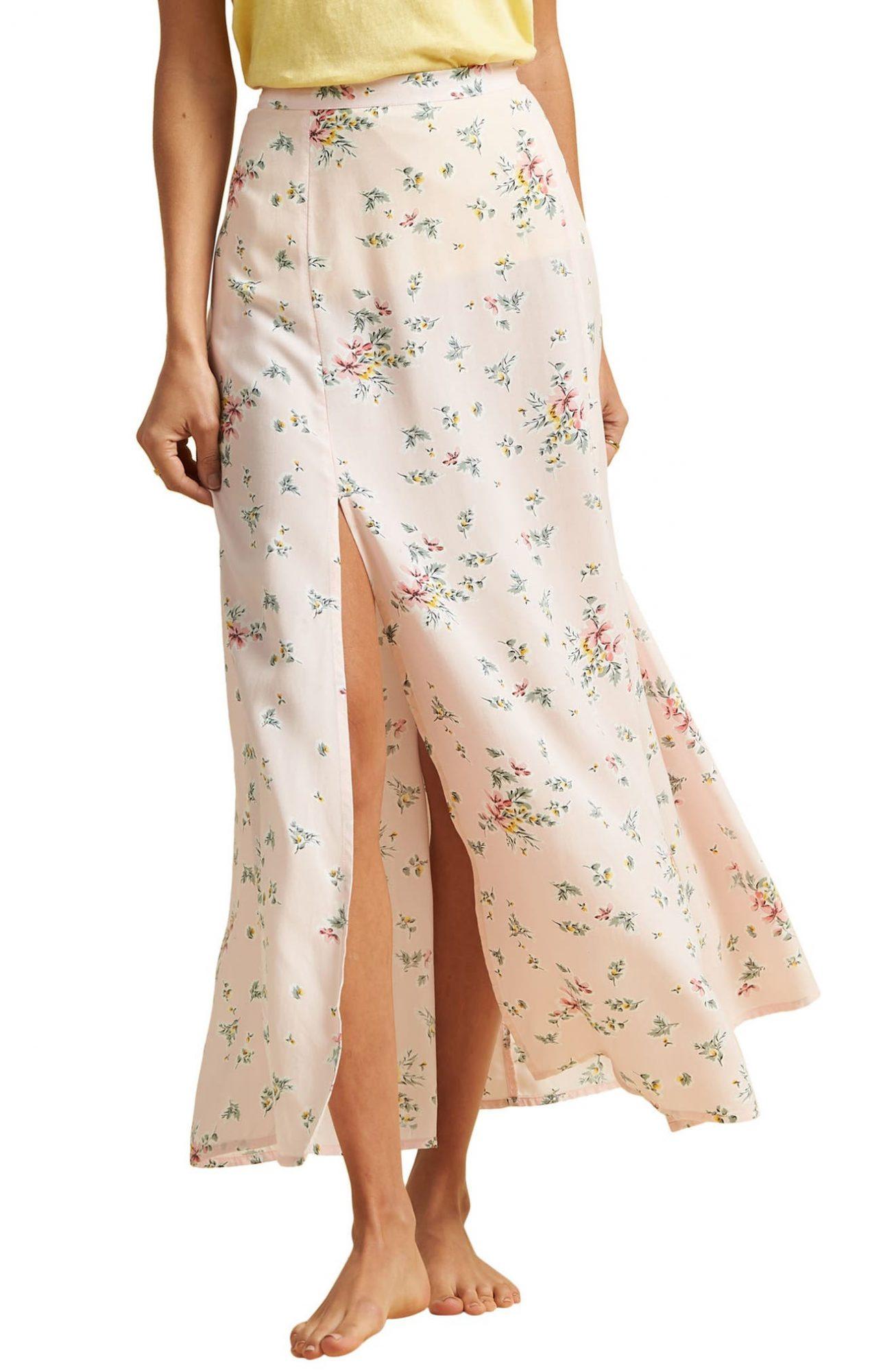 falda, saya, moda, Billabong