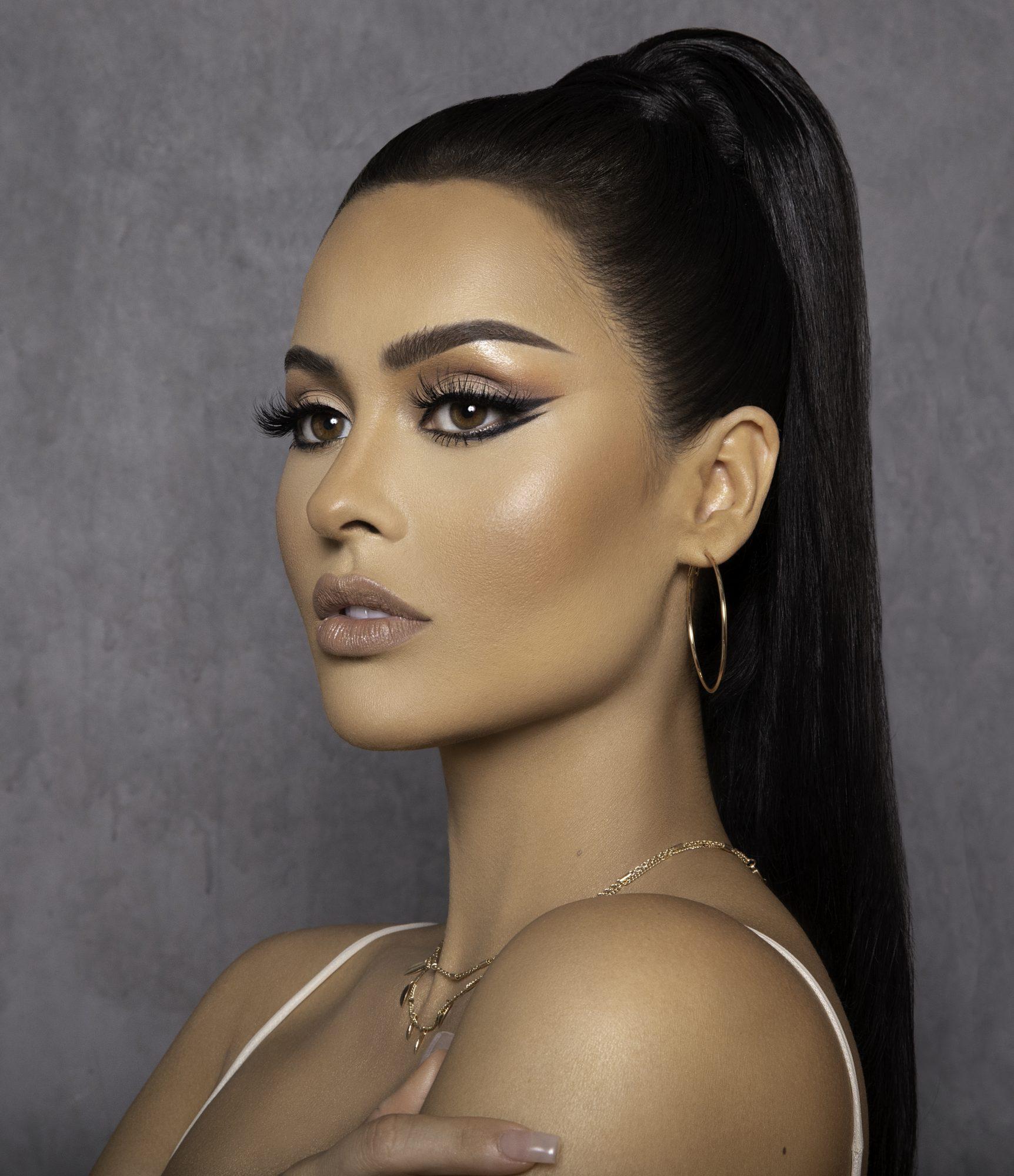 Latina social media star Christen Dominique is empowering women through makeup