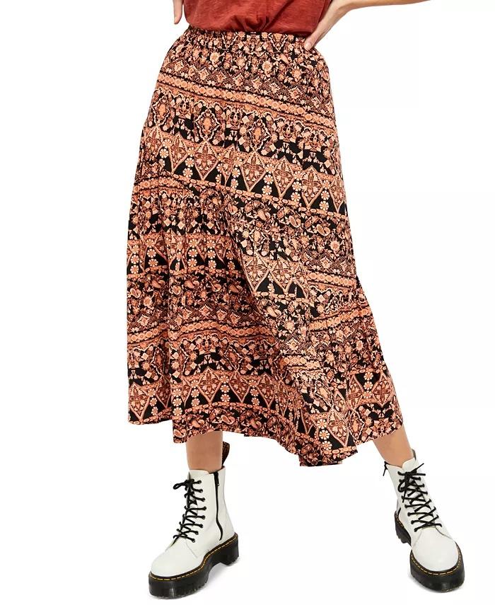 falda, saya, moda, Free People