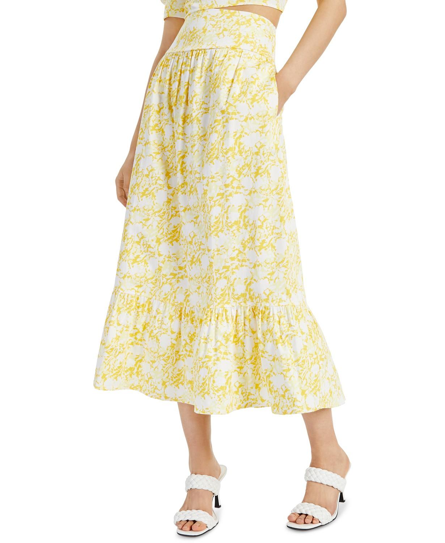 falda, saya, moda, INC
