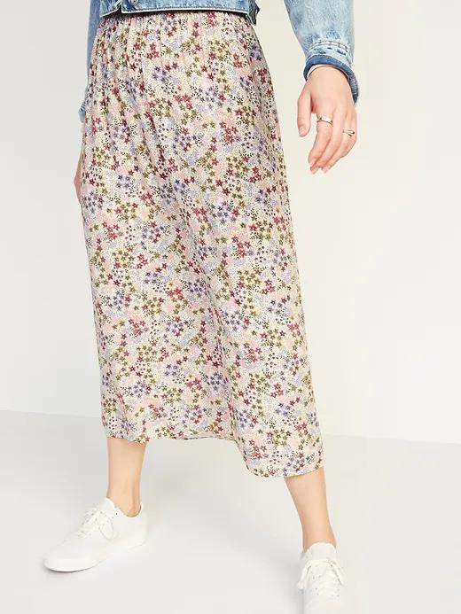 falda, saya, moda, Old Navy