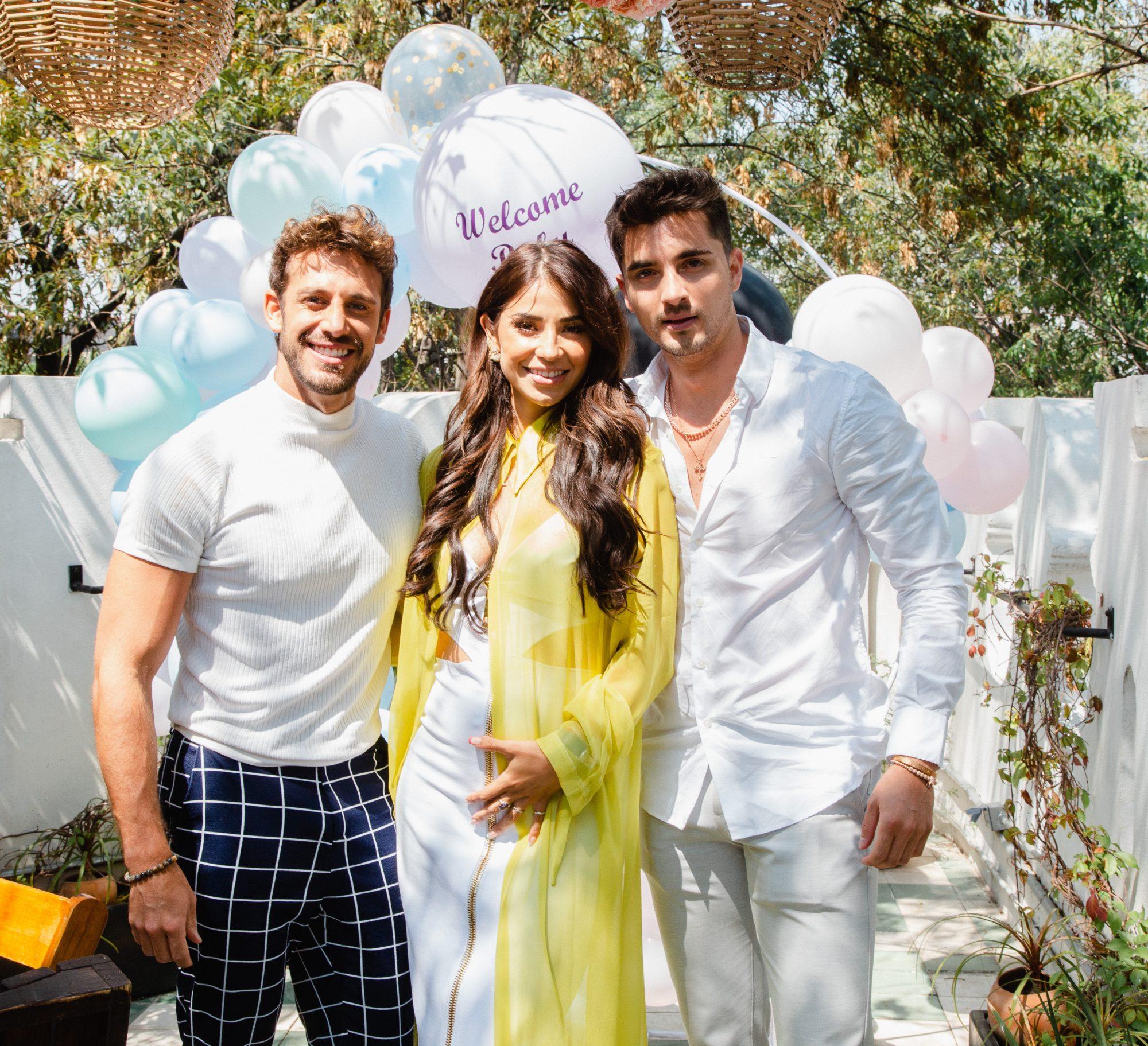 Ferka Quiroz, Christian Estrada, Lambda García
