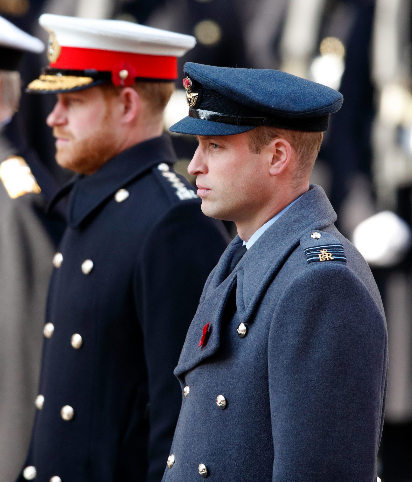 Principe William Principe Harry