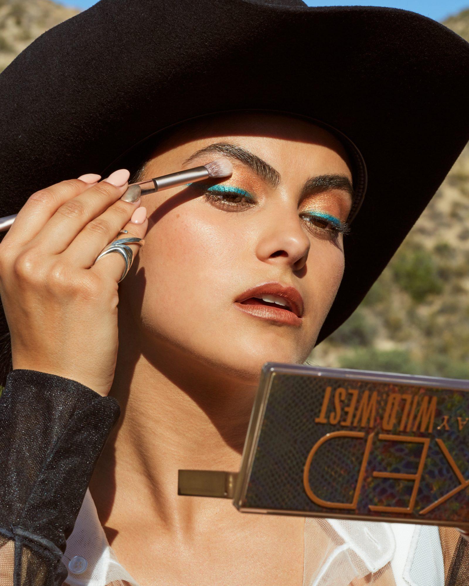 Camila Mendes makeup palette