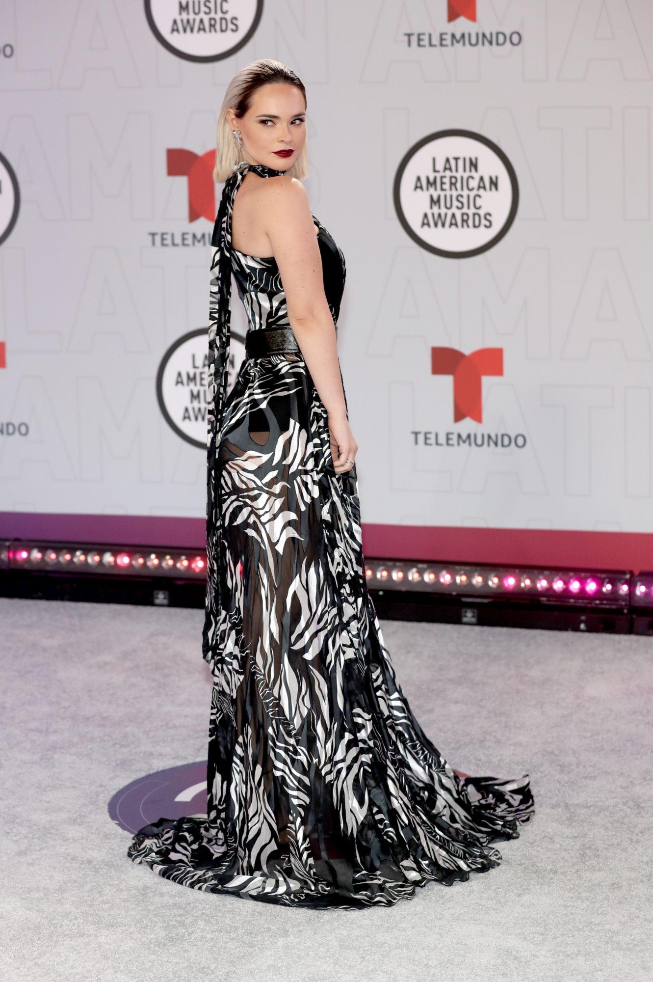 Fabiola Guajardo, Latin American Music Awards, look
