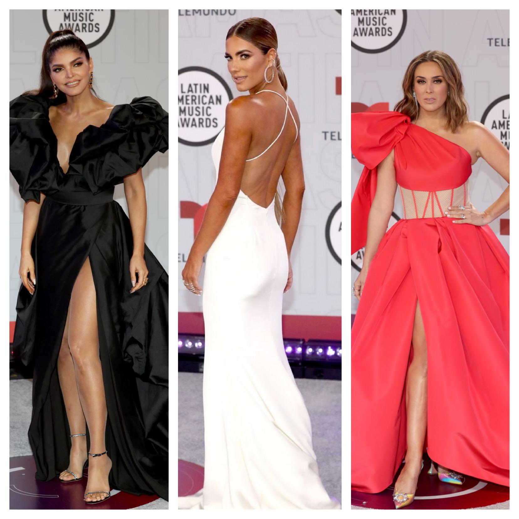 Latin American Music Awards, gaby espino, jacqueline bracaomontes, Ana Barbara